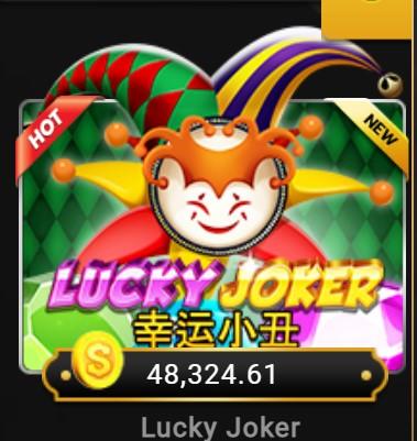 lucky joker123